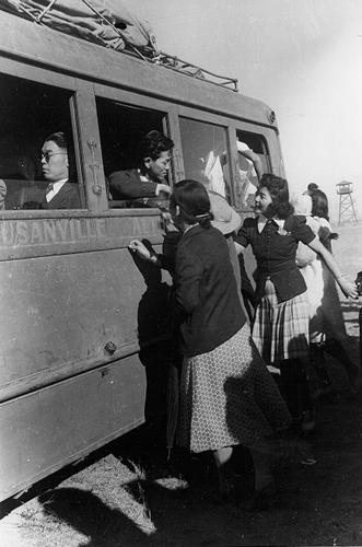 Internment Camps Japanese Americans. Japanese Internment Camps