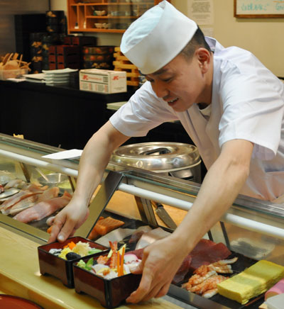 Chef in japanese translation