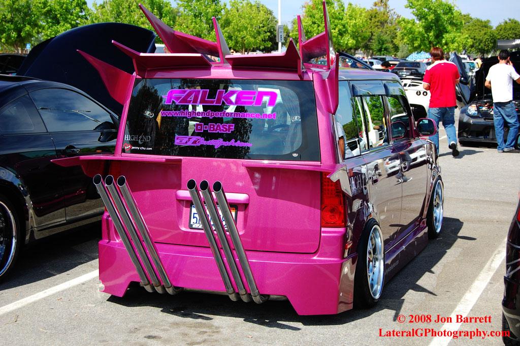 Outsider Japan / Japanese Car Culture