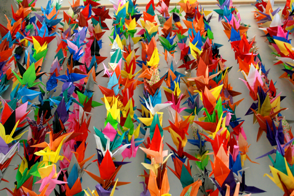 paper crane history There is much speculation about the origin of origami some speculate that the art of paper folding began in china around the time the chinese invented paper, almost.