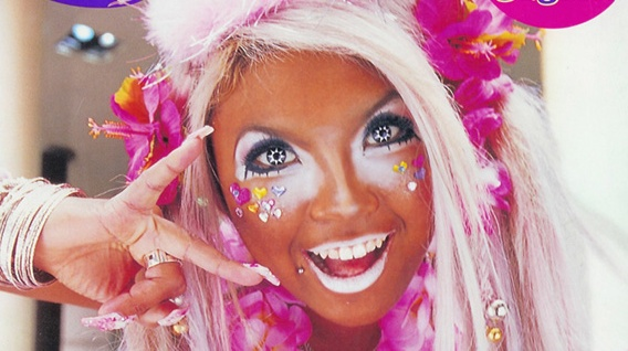 ganguro 