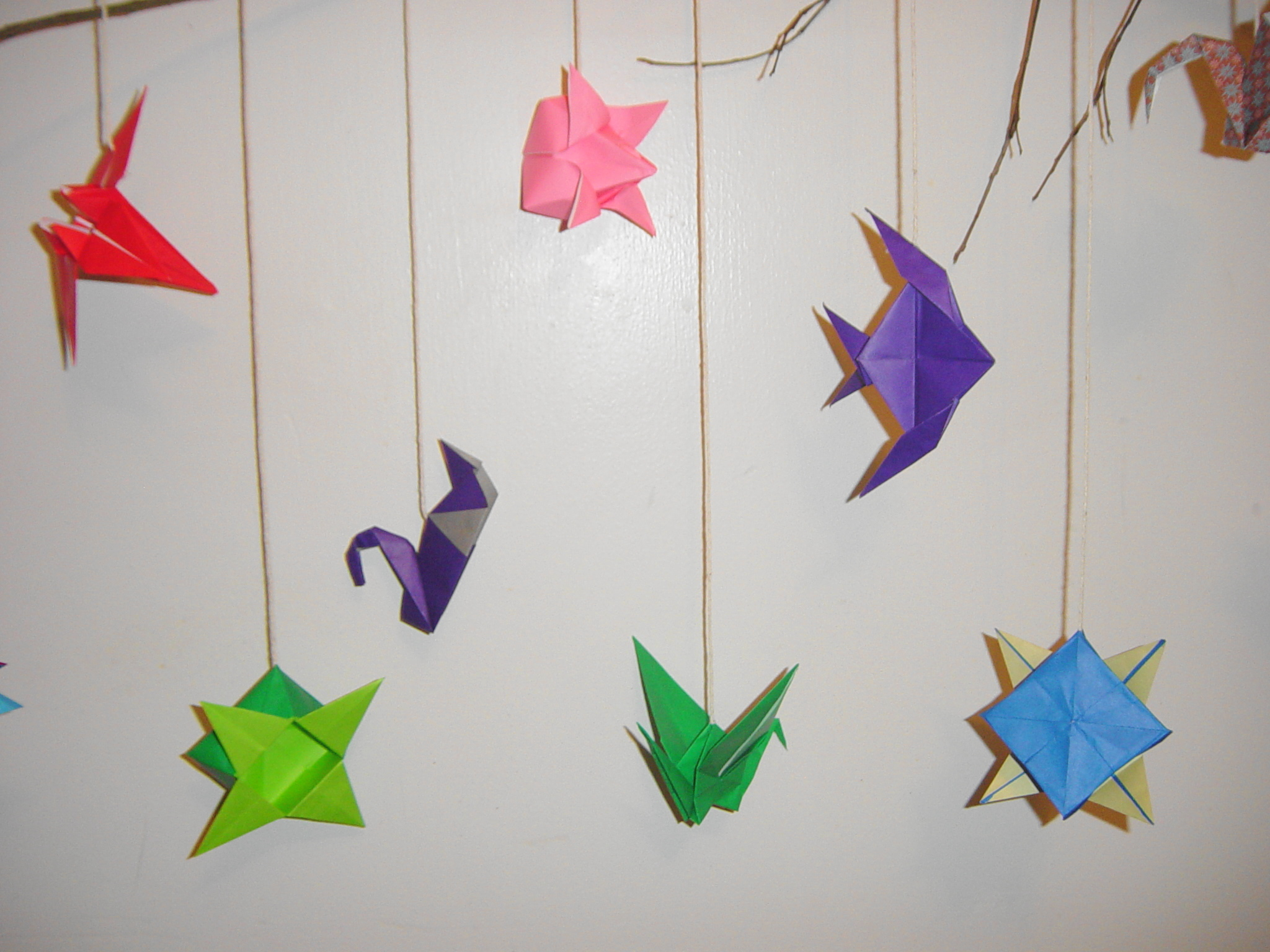 outsider japan origami art project
