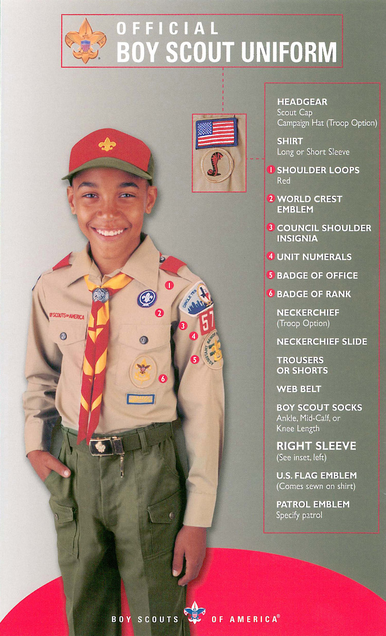 Boy Scout Troop 924 Guide for New Scouts and Parents