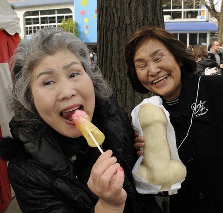 Ladies With Penis 40