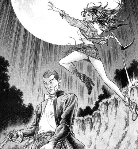 Outsider Japan / Koushun Takami's Battle Royale